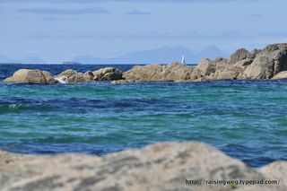 Waters of Iona